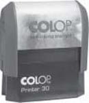COLOP P50 PRINTER SELF INKING CUSTOM MADE STAMP 69X30MM