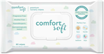 Comfort Soft Baby Wipes 80Pk