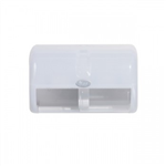 Dispenser Livi Toilet Roll Twin Horizontal 5502