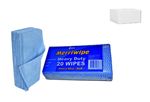 Edco Merriwipe Heavy Duty Wipe 60x45cm Blue 200Carton