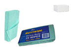 Edco Merriwipe Heavy Duty Wipe 60x45cm Green 200Carton