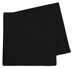 Five Star Napkins Dinner 2Ply Black 40 Pack