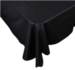 Five Star Table Cover Rectangular Black