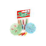Parasols Picks 9 Pack