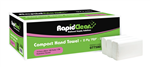 Rapid Clean Hand Towel Compact 96 Pack 25 Carton 77580