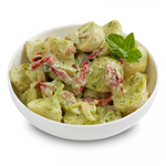 Salad Servers Baby Potato In Basil Mayonnaise 25Kg